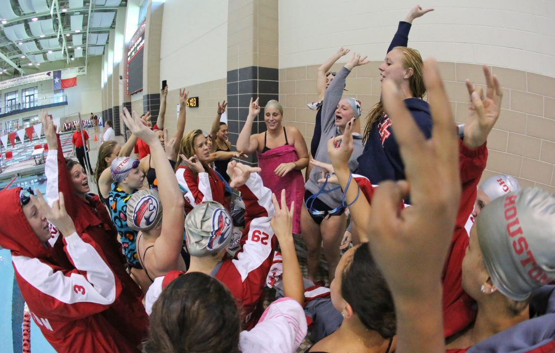 University Houston Swimming and Diving Photo Vault