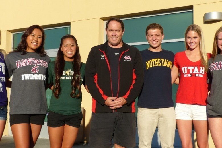 (NLI Photos) Six JCC Waves Sign NLI With Division I Programs