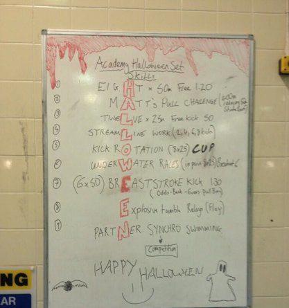 Halloween swim set, via Matthew F Williams/Twitter