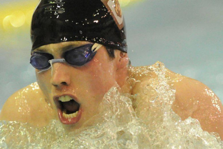 Martin Wins His Second A-10 Swimmer of The Week Award