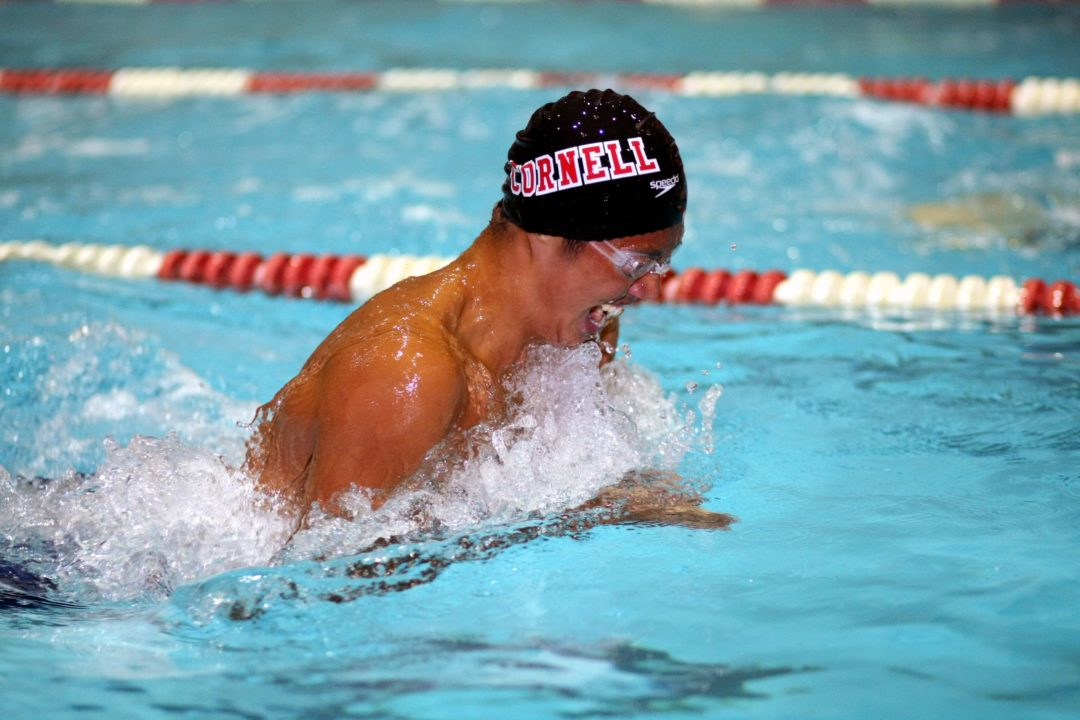 Cornell hosts senior meet; Brown falls to men and women