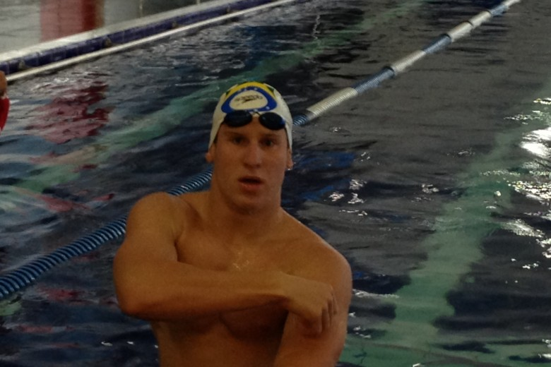 VOLS land Coetzee, Junior World Medalist from South Africa