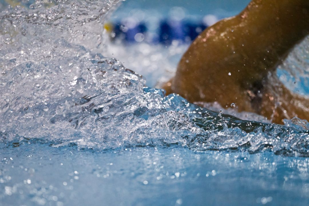 Arena Teams Up With Rosolino To Promote Swimming Leading Up To Rio