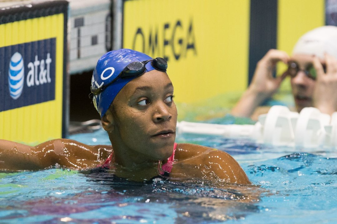 Race Video: Atkinson wins 100m Breast, 2014 Arena Grand Prix in Orlando