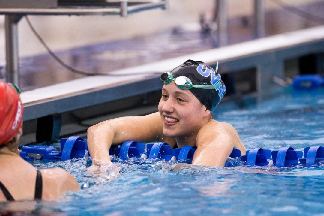 Jr Worlds Medalist Cox Wins 2 As Arizona Defeats NAU & Hawaii