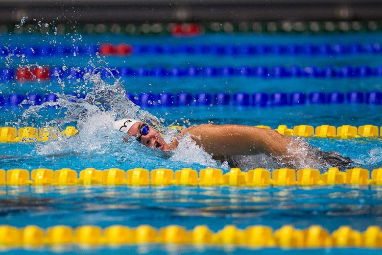 2014 Charlotte Grand Prix: Friis and Jaeger dominate opening day distance races