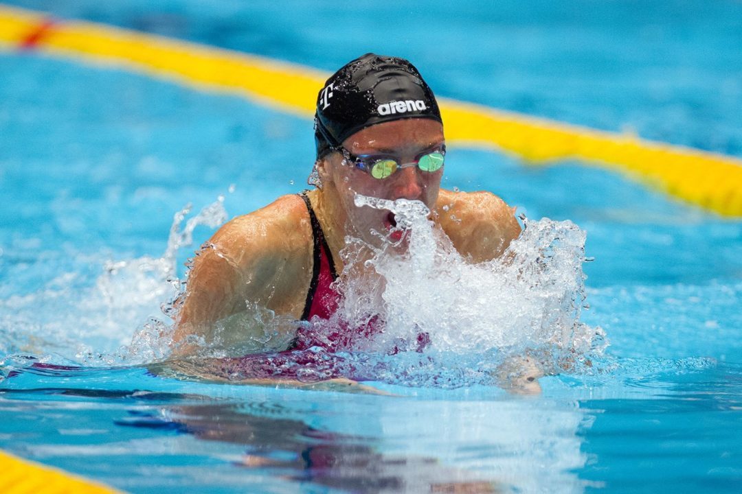 Hosszu Moves to 10 Wins in 2 Days at Indian Ocean Championships