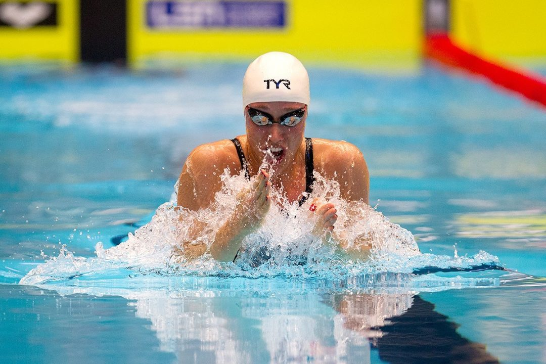 Short Course World Championships Day Five Prelims Live Recap
