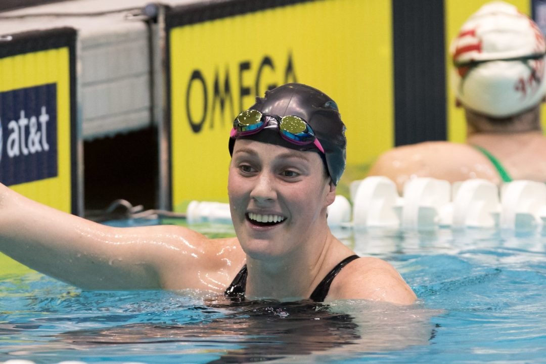 Missy Franklin Finishes 3rd in AP Female Athlete of the Year Voting