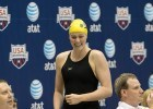 Missy Franklin, 2013 Winter Nationals (courtesy of Tim Binning/theswimpictures)
