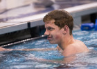 2016 Texas Invite: Townley Haas Outside Smokes 200 Free in Day 3 Finals