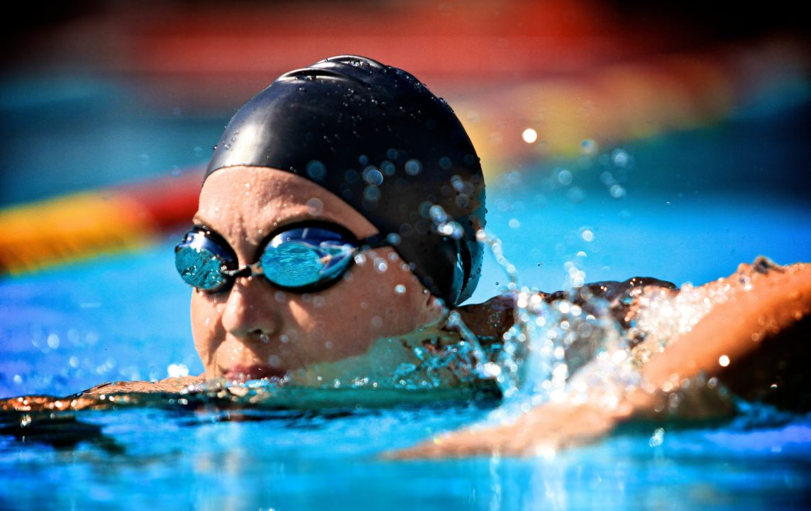 Olympic Gold Medalist Brooke Bennett Officially On Comeback for 2016 Open Water