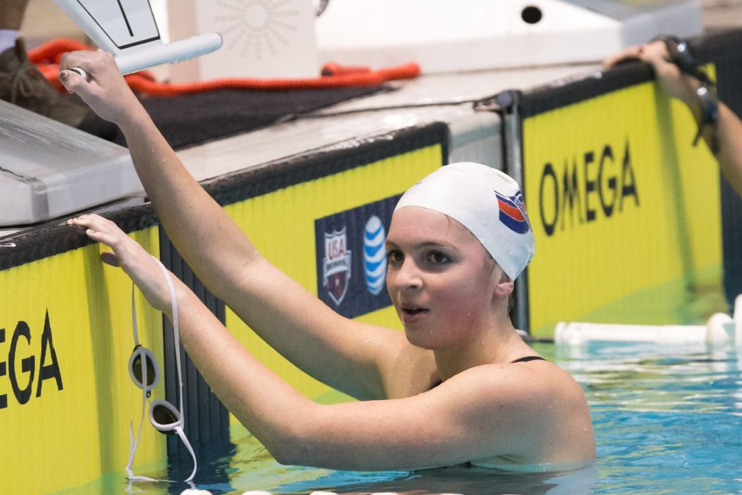 Swimming From Home: IU Senior Cassie Jernberg on NCAA Situation