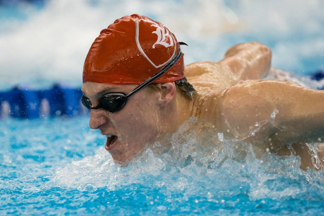 McHugh and Tennessee knock off Queens, SwimMAC's Team Elite make appearances at Royal Open