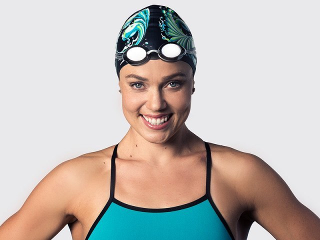Natalie Coughlin, Speedo USA, Art of the Cap