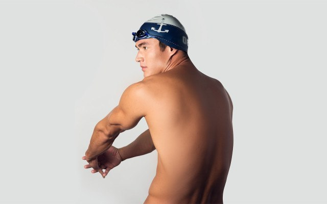 Nathan Adrian, Speedo USA, Art of the Cap
