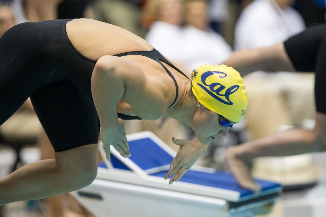 2014-15 NCAA Women's SwimSwam Power Rankings: Post-Invite Edition
