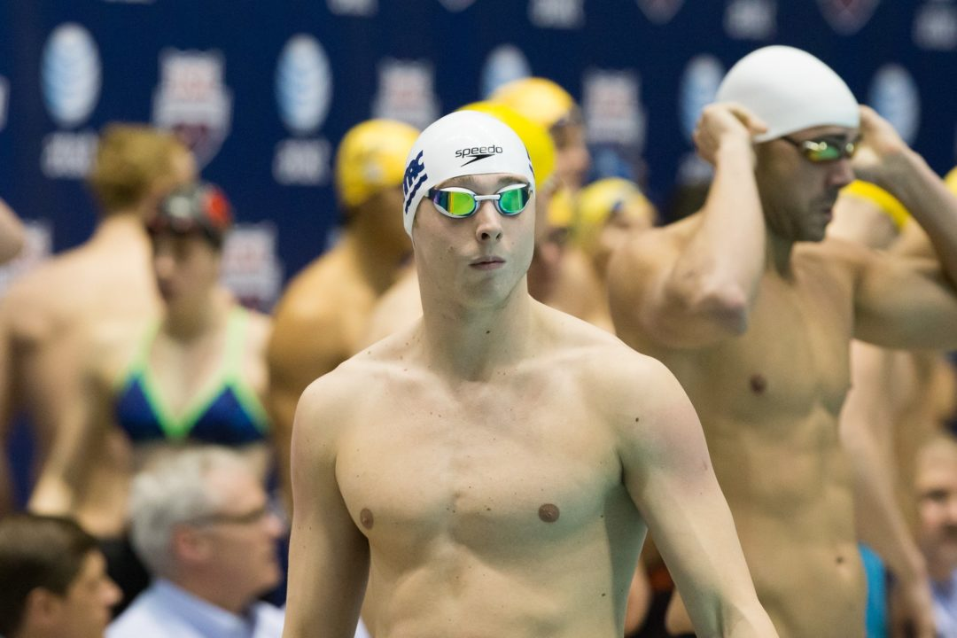 Tim Phillips: Swimming Fast While Recovering From Injury