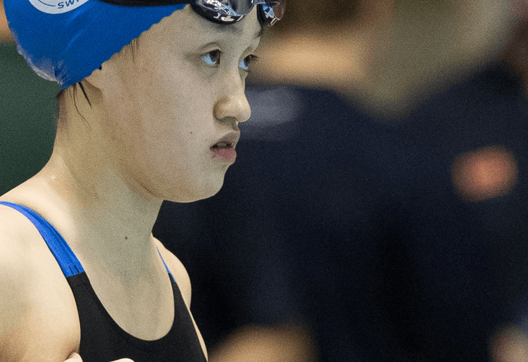 Janet Hu Scares National High School Record in 50 Free in Northern VA Regional Prelims