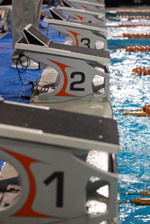 Texas' Ganiel Improves 100 Breaststroke Chances; Weitzeil Doubles at American SC Champs