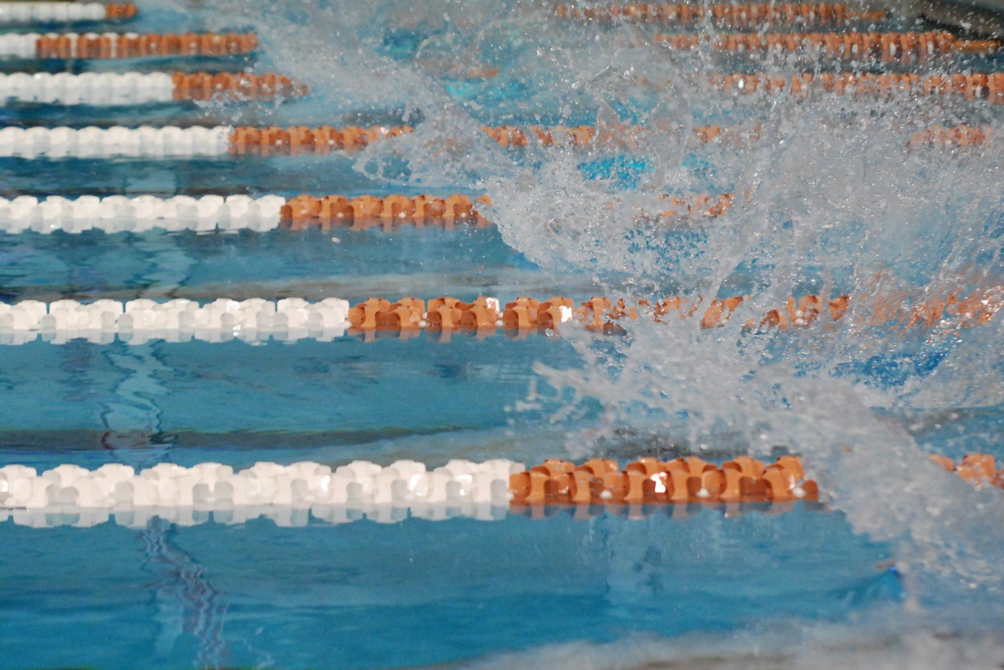 paul bergen international swim meet 2011