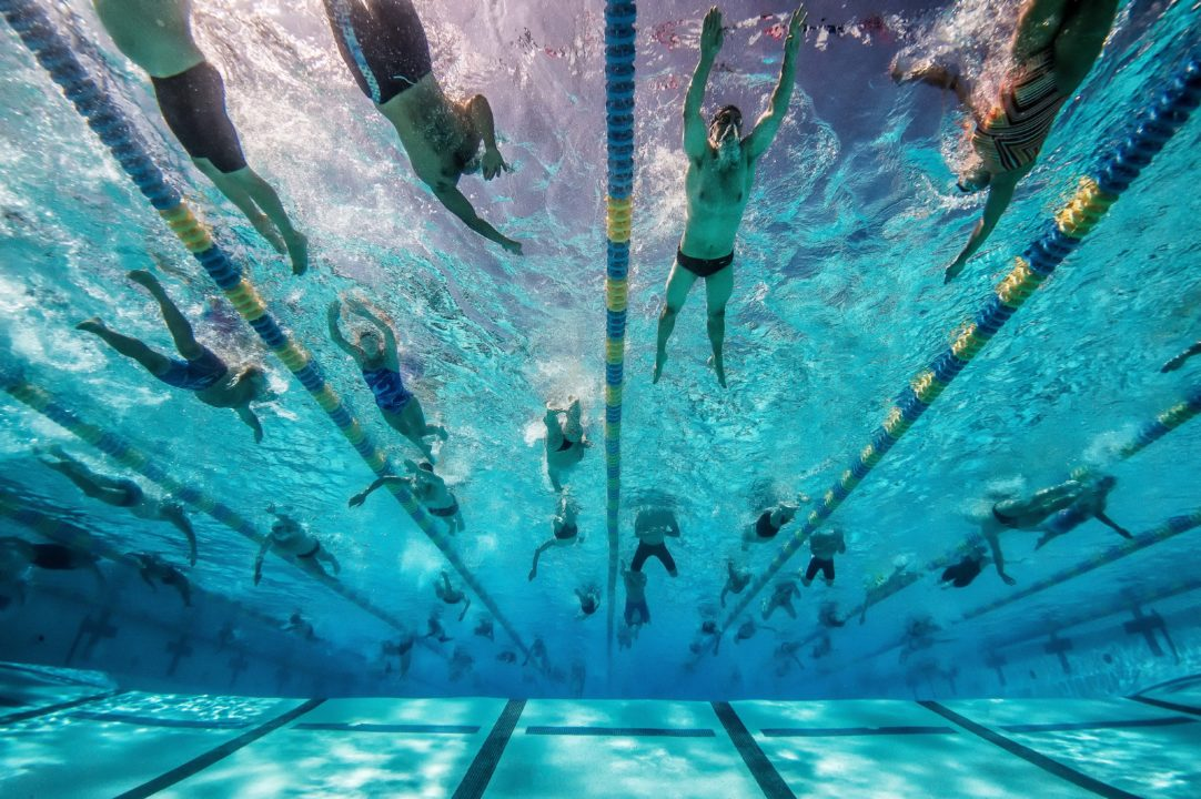 The 5 Unwritten Rules of Open Lap Swimming