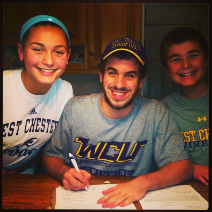 (NLI Photos) West Chester gets home-grown breaststroker McCormick