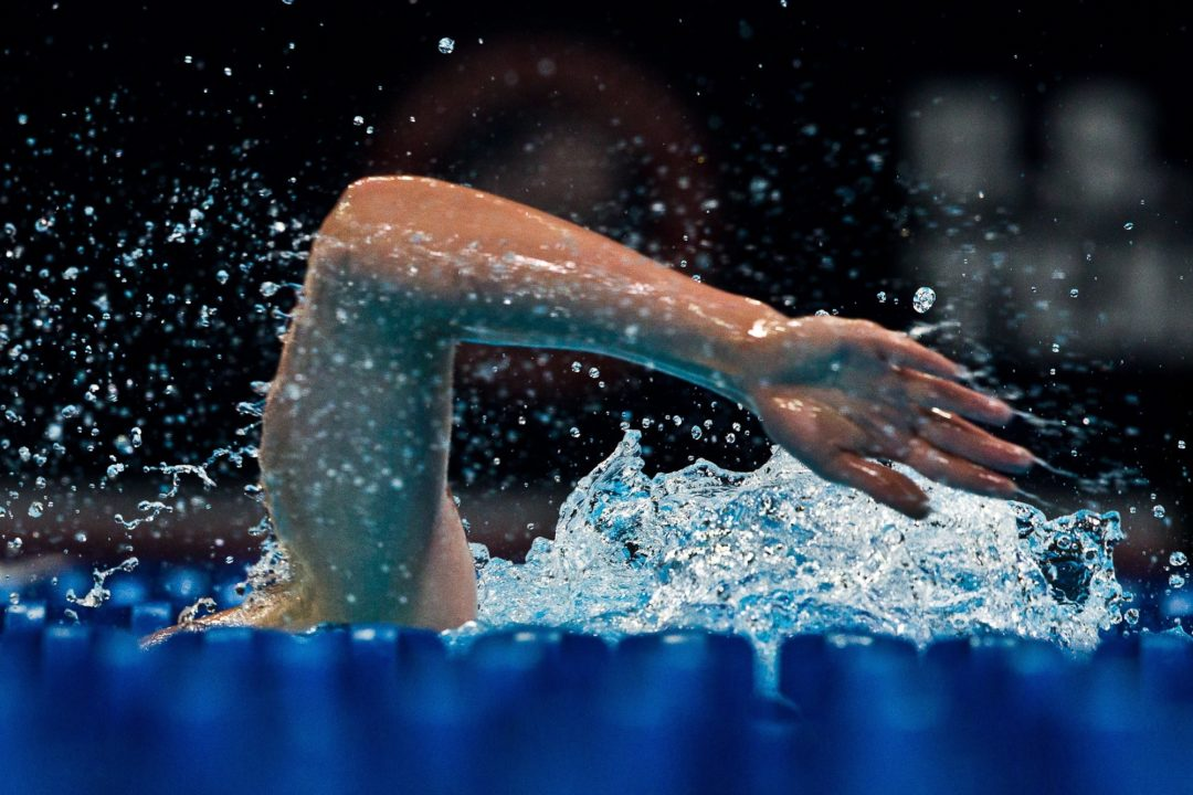 Rasmussen Sets Age Group Marks at New Zealand Zonal Championships