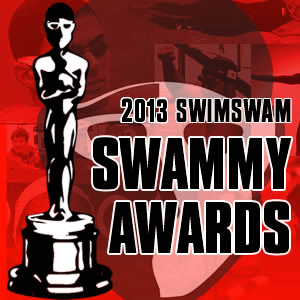 2013 Swammy Awards: Age Group Swimmer of the Year – 13 to 14