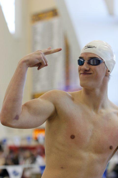 Michigan sweeps men's Big Ten weekly awards after First Chance Meet