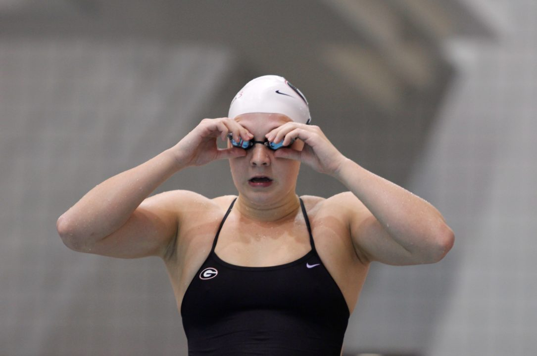Georgia, Florida, A&M Women Grab Almost All A-Final Spots on Day 2 of 2014 SEC Championships