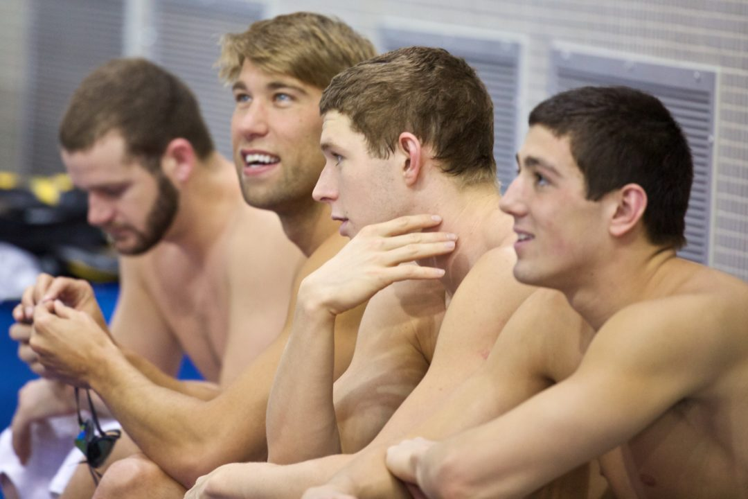 2014 Austin Grand Prix: Grevers and Thoman set up finals collision, taking top two 100 back seeds