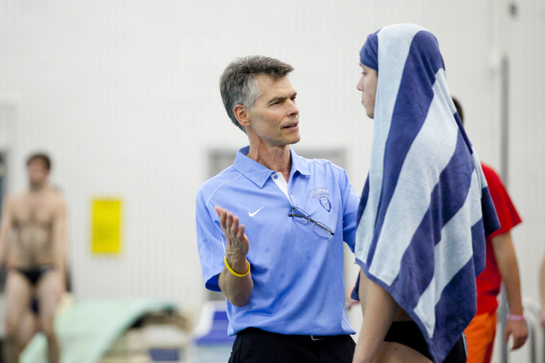 Columbia Men's Swimming and Diving Announces 10 Swimmers, 1 Diver for Incoming Freshman Class