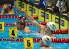 LEN European Short Course Swimming Championships 2013, Finals. Andriy Govorov, UKR Winner 50m butterfly: 22.36 (courtesy of Jesper Nielsen, www.sttfoto.dk)