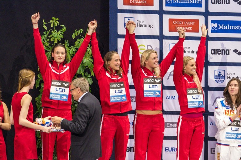 Danish Swimming Officially Unveils 2016 Olympic Team