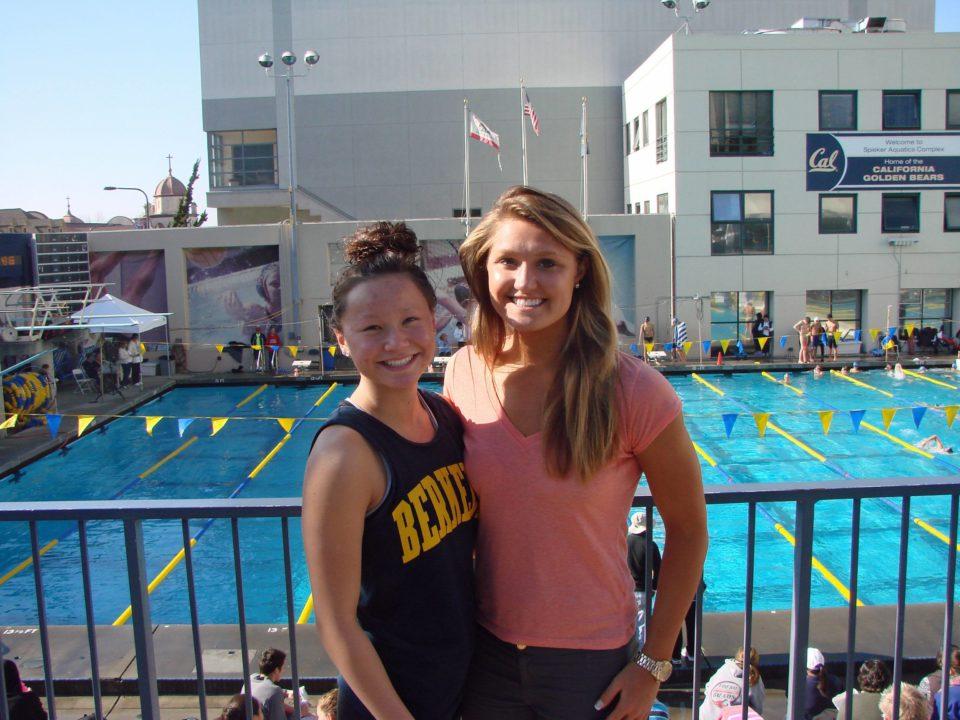 Liz Pelton Talks Hawaii, Pressure As Cal Prepares For Arizona Duals