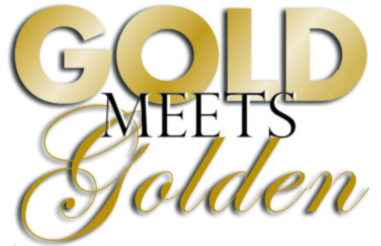 "Golden Globes night gets sporty with Olympic royalty for second annual ""Gold Meets Golden"" event"