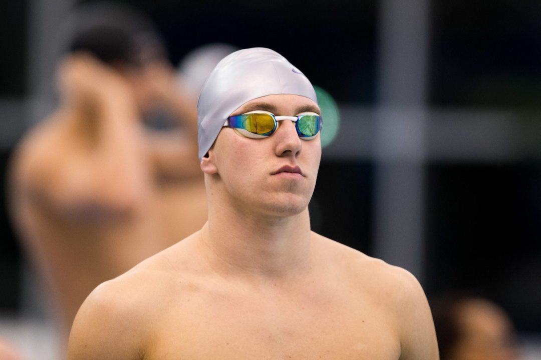 Heated UNC-UVA Rivalry Meet Produces Both ACC Swimmers of the Week
