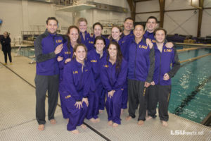 LSU Splits With Texas A&M on Tigers' Senior Day