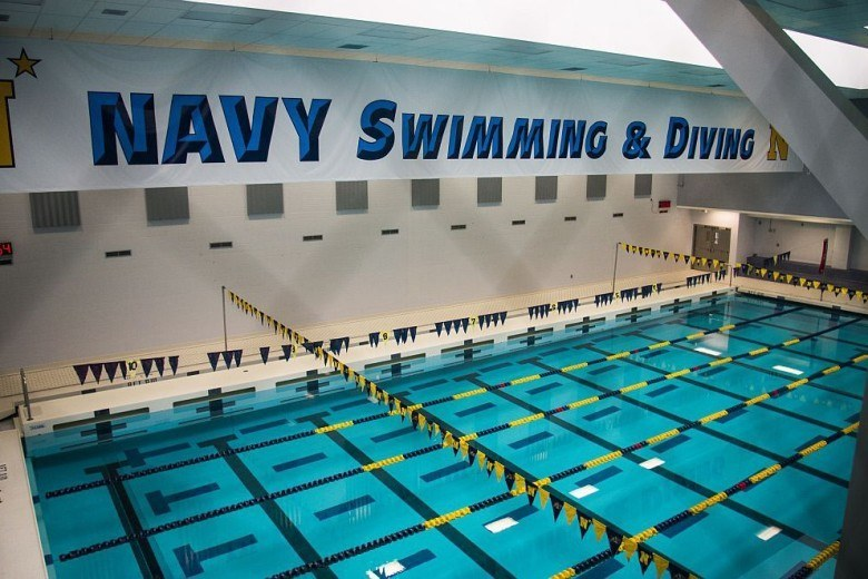 Navy Men Narrowly Defeat Princeton in Annapolis