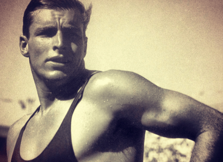 The History of Swimwear