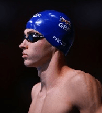 Proud Impressive In 50 Freestyle Victory At BUCS