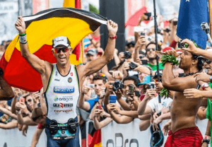 FINIS Sponsors Ironman World Champion Frederik van Lierde