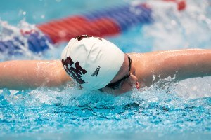 A&M Women Sweep Friday's Finals at 2014 SEC Championships