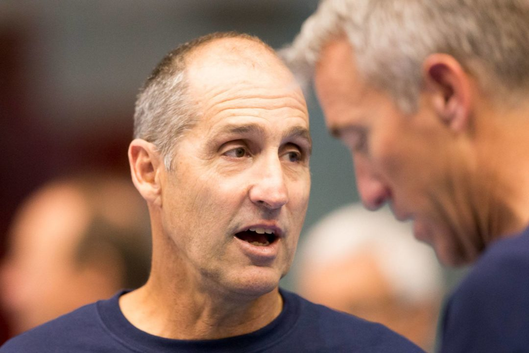 Rick DeMont Named Head Coach of Arizona Swimming & Diving