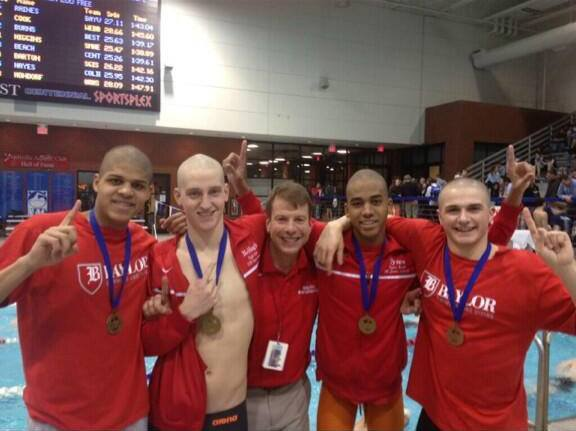 Baylor School breaks Bolles' national high school record in 200 medley relay