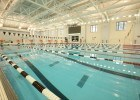 Katherine Moran Coleman Aquatics Center at Brown University. Courtesy of Brown Athletics.