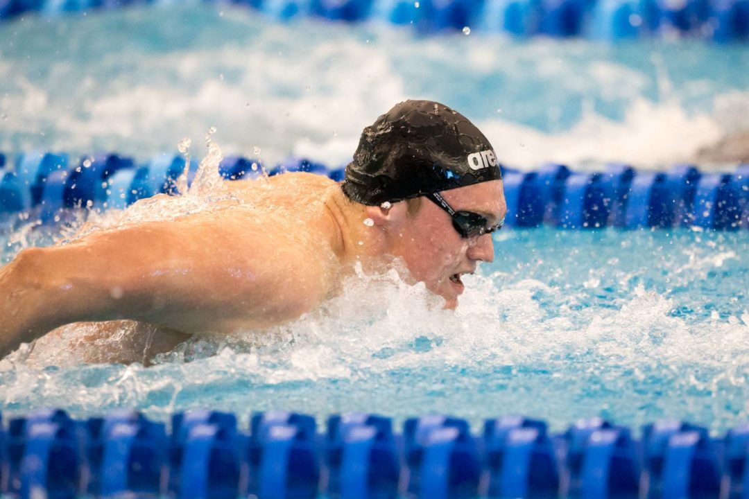 2014-15 Duke Swimming Preview: Butterfly Depth