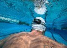 the FINIS Neptune MP3 player takes tunes with you lap by lap