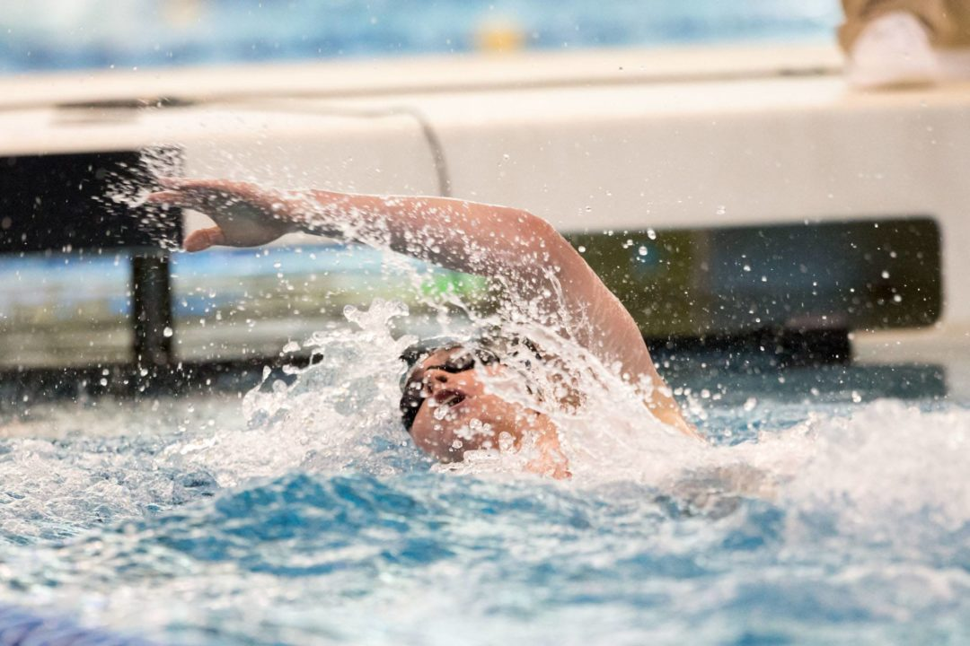College Swimming Preview 11/4/2015-11/8/2015